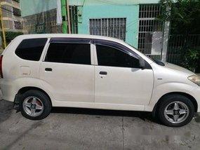 White Toyota Avanza 2011 at 80000 km for sale