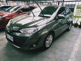 Green Toyota Vios 2018 for sale in Makati