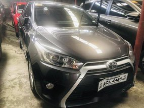 Selling Silver Toyota Yaris 2016 at 14000 km