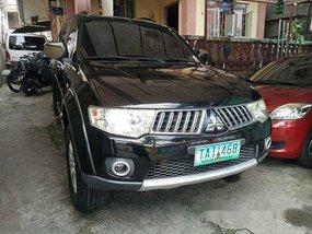 Selling Black Mitsubishi Montero sport 2011 in Manila