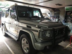 Selling Silverv Mercedes-Benz G-Class 2006
