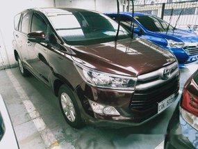 Brown Toyota Innova 2018 for sale in Makati