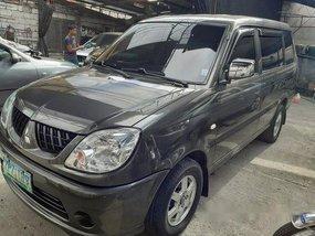 Selling Grey Mitsubishi Adventure 2008