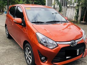 2018 Toyota Wigo Automatic for sale in Carmona