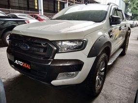 Selling Ford Ranger 2016 Truck Manual Diesel at 34000 km