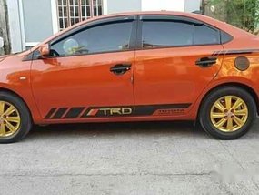 Sell Orange 2016 Toyota Vios in Pasig
