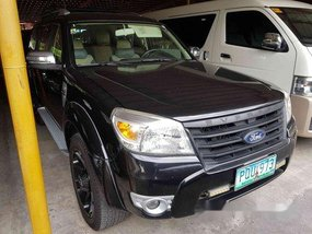 Selling Black Ford Everest 2011 Automatic Diesel