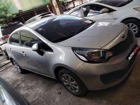 Sell  2013 Kia Rio Sedan in Quezon City