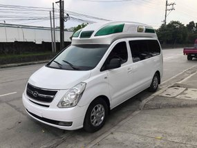 White Hyundai Grand Starex 2019 for sale in Quezon City