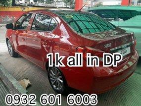Absolutely Sale 1k DP Promo Brand New Mitsubishi Mirage G4 GLX