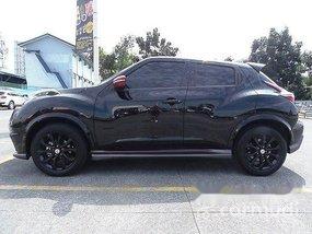Selling Black Nissan Juke 2019 Automatic Gasoline at 3000 km