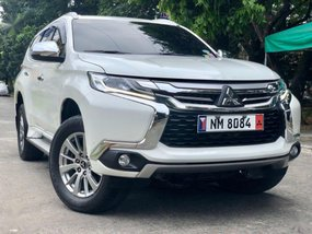 White Mitsubishi Montero Sport 2017 for sale in Bacoor