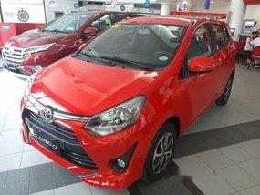 Toyota Wigo 2020 for sale in Manila