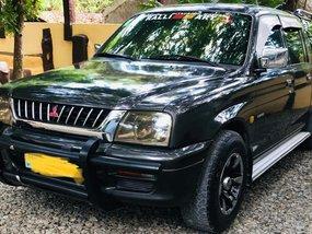 Mitsubishi L200 Endeavor XT 2002