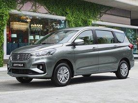 The All New Suzuki Ertiga 2020 Black Interior