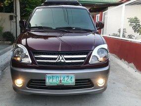 2010 Mitsubishi Adventure GLS Sports SE Diesel