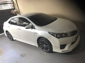 Selling Toyota Altis 2015 1.6V in Quezon City