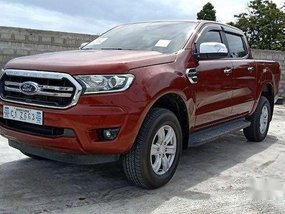 Sell Red 2019 Ford Ranger at 10948 km