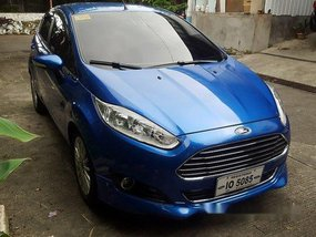 Ford Fiesta 2017 Automatic Gasoline for sale
