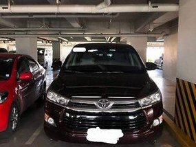 2018 Toyota Innova at 6900 km for sale