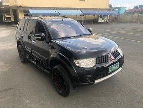 Black Mitsubishi Montero sport 2009 for sale