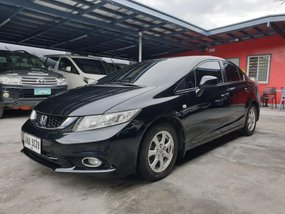 Sell Black Honda Civic 2015 Automatic in Las Pinas