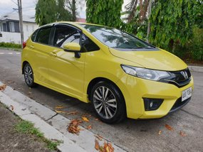 Selling Used Honda Jazz 2015 at 45000 km in Metro Manila