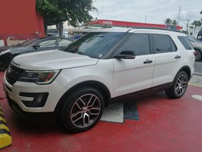2016 Ford Explorer Limited 3.5L V6 A/T 4X4