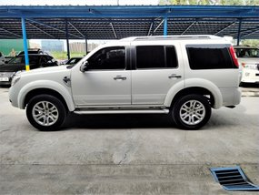 Selling 2014 Ford Everest SUV at 89000 km