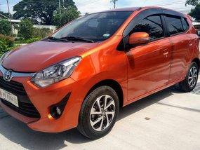 Toyota Wigo 2019 Automatic G not 2018