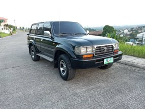 Toyota Land Cruiser VX 80