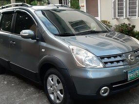 Nissan Grand Livina 2008 at 60000 km for sale