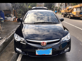 Honda Civic FD 2009 for sale in Quezon City