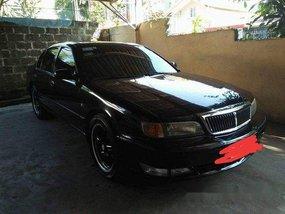 Sell Black 2001 Nissan Cefiro at Automatic Gasoline at 65000 km
