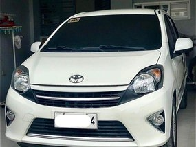 Toyota Wigo 2015 for sale in Bacoor