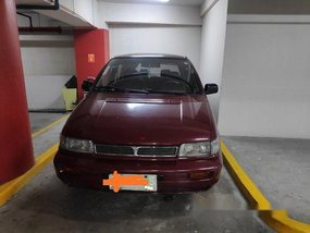 Sell Red 1992 Mitsubishi Space Wagon