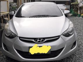 Hyundai Elantra 2013 for sale in Manila