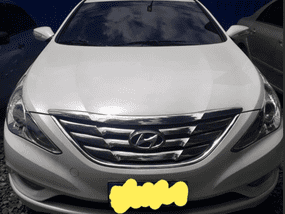 Hyundai Sonata 2012 for sale in Manila