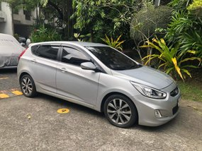 Hyundai Accent 1.6 Diesel AT for sale in Quezon City
