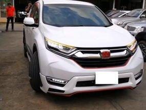 White Honda Cr-V 2016 for sale in Las Pinas