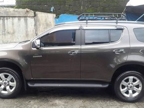 Black Chevrolet Trailblazer 2016 Automatic Diesel for sale