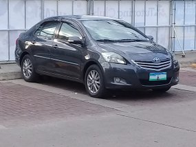 Toyota Vios 2013 at 40000 km for sale in Cebu City