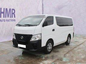 White Nissan Nv350 urvan 2018 Manual Diesel for sale