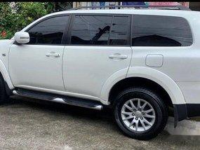 Selling Beige Mitsubishi Montero sport 2012 Manual Diesel at 106000 km