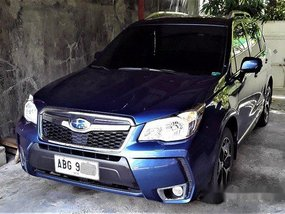 Blue Subaru Forester 2015 for sale