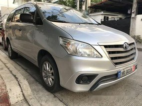 Selling Silver Toyota Innova 2015 Automatic Diesel at 22000 km