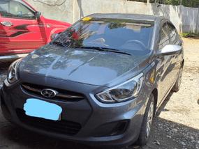 Hyundai Accent Sedan 2016 for sale in Digos