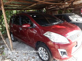 Red 2014 Suzuki Ertiga GL for sale in Muntinlupa