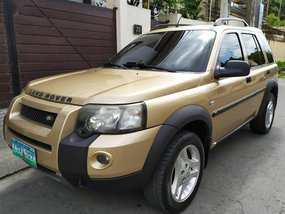 Land Rover Freelander 2005 for sale in Angono