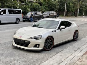 Subaru Brz 2014 for sale in Quezon City